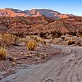 Road To The Badlands by Peter Tellone