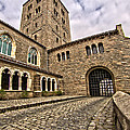Road To The Gatehouse - In Color by Mark Miller