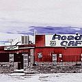 Roadkill Cafe by Wayne Wood