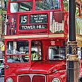 Roadmaster Double Decker 5261 by Jack Schultz