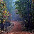 Roads 38b by Lawrence Hess