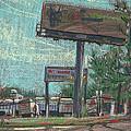 Roadside Billboards by Donald Maier
