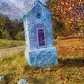 Roadside Shrine by Mo T