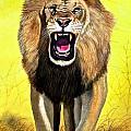 Roar by Wycliffe Ndwiga