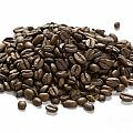Roasted Coffee Beans by Lee Avison