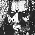 Rob Zombie by Jeremy Moore