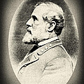 Robert E Lee - Csa General by Paul W Faust -  Impressions of Light
