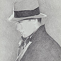 Robert Montgomery  by Robert Tracy