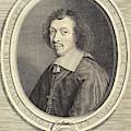 Robert Nanteuil French, 1623 - 1678, Louis-francois De La by Quint Lox