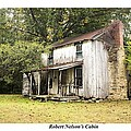 Robert Nelson's Cabin by Terry Spencer
