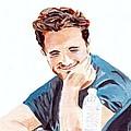Robert Pattinson 130 by Audrey Pollitt