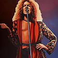Robert Plant 2 by Paul Meijering