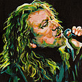 Robert Plant 40 Years Later Like Never Been Gone by Tanya Filichkin
