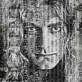 Robert Plant - Led Zeppelin by Absinthe Art By Michelle LeAnn Scott