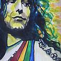 Robert Plant.. Led Zeppelin by Chrisann Ellis