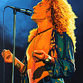 Robert Plant by Paul Meijering