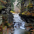 Robert Treman State Park by Frozen in Time Fine Art Photography