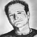 Robin Williams 2 by Marcello Cicchini