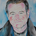 Robin Williams by Isabel Salvador