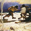 Robinson Crusoe, 1920 by Granger