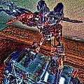 Robo Man by Robert Rhoads