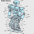 Robot Patent by Bill Cannon