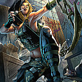 Robyn Hood 05a by Zenescope Entertainment