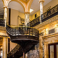 Rochester City Hall Stairs by Ray Sheley