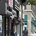 Rochester Main Street 2009 by John Vincent Palozzi