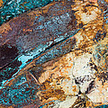 Rock Abstract by Chris Scroggins