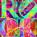 Rock And Roll 20130708 Fractal by Wingsdomain Art and Photography