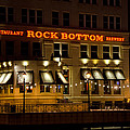 Rock Bottom - Milwaukee  by Susan McMenamin