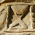 Rock Carvings Between Fillmore by Panoramic Images