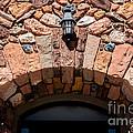 Rock Church Stone Archway - Cedar City - Utah by Gary Whitton