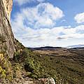 Rock Cliff Southern Madagascar by Konrad Wothe