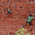 Rock Climbing 101 by Susan Rovira