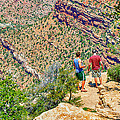 Rock Climbing And Hiking The Grand Canyon by Bob and Nadine Johnston