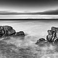 Ballycastle - Rock Face by Nigel R Bell