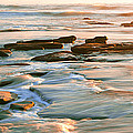 Rock Formations At Windansea Beach, La by Panoramic Images