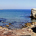 Rock Formations On The Beach, Marcona by Panoramic Images