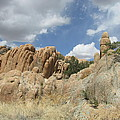Rock Formations  by Susan Ince