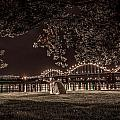 Rock In Leclaire Park by Ray Congrove
