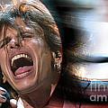 Rock N Roll Steven Tyler by Marvin Blaine