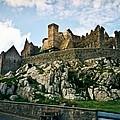 Rock Of Cashel Castle Ireland by Douglas Barnett