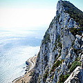 Rock Of Gibraltar by Wojciech Olszewski