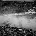 Rock Shore by Lee Sage