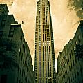 Rockefeller Tower by Ken Marsh