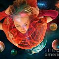 Rocket Girl by Angelika Drake