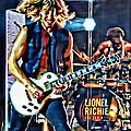Rockin Guitarist by Alice Gipson