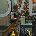Rockin Time Square by Paul Mangold